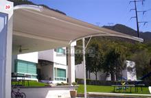 toldos para patio Eclipse Cubiertas Mallasombra Tensoestructuras Velarias